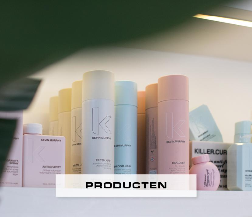 De producten van Belle de Jour Haarsallon